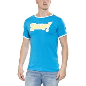 Nihil Zaaap Camiseta manga corta Hombre, dresden blue